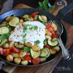 Gnocchi Zucchini Pfanne | Bake to the roots