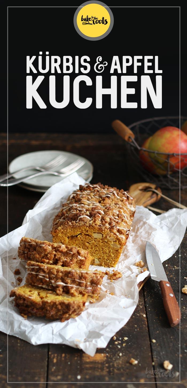 Kürbis Apfel Kuchen | Bake to the roots
