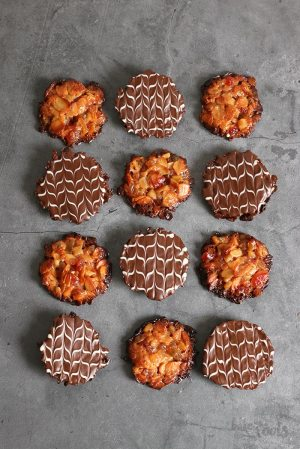 Classic Florentine Biscuits