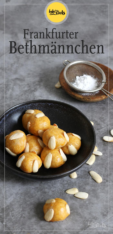Frankfurter Bethmännchen | Bake to the roots