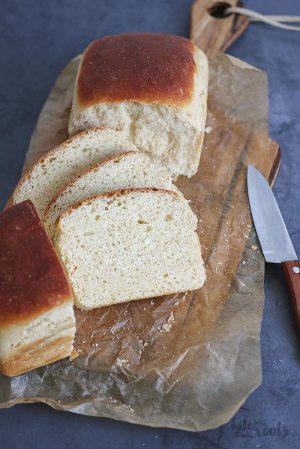 Spelt Shokupan Bread