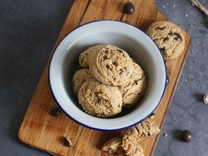 Erdnussbutter Schokolade Cookies