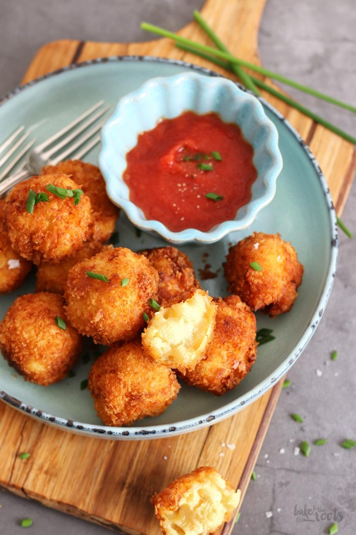 Fried Mac 'n' Cheese Balls | Bake to the roots