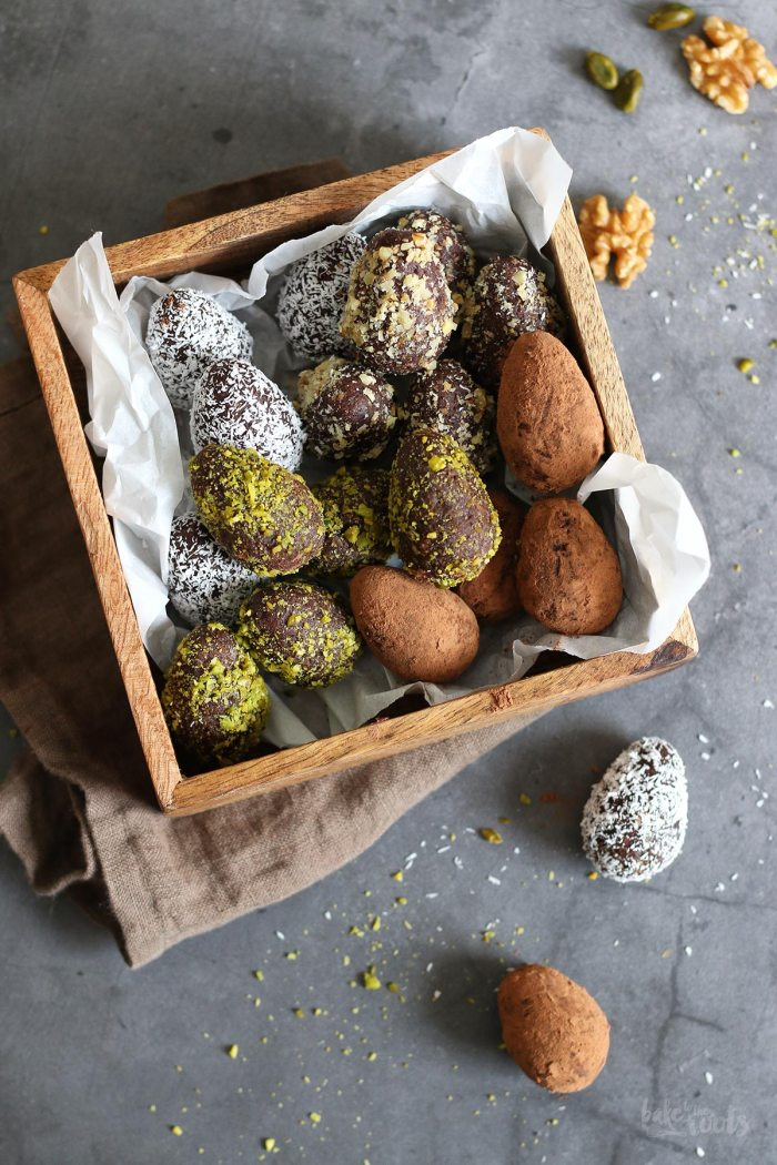 Ostereier Energy Balls | Bake to the roots