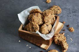 Easy Breakfast Cookies | Bake to the roots