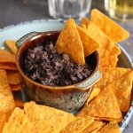 Homemade Refried Beans | Bake to the roots