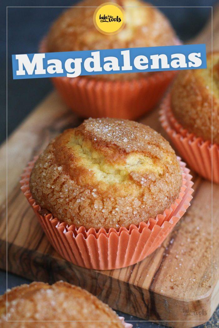 Magdalenas aka. Spanish Muffins | Bake to the roots