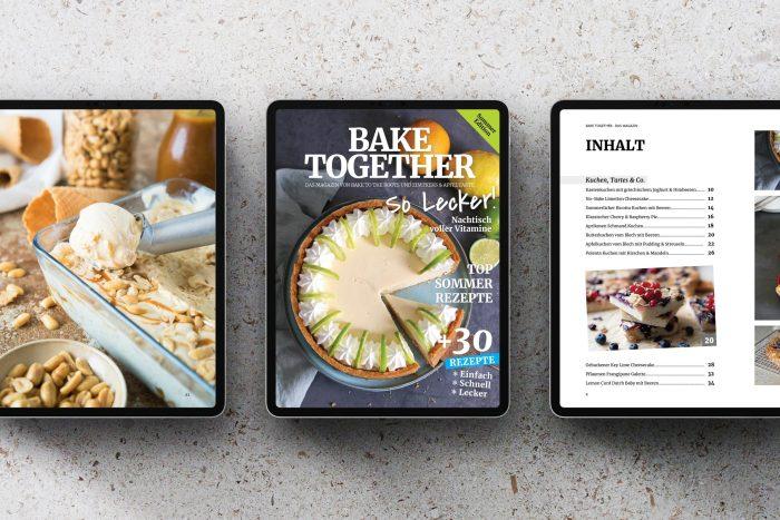 Bake Together Summer Edition 2021 E-Book