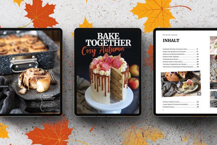 Bake Together Cosy Autumn E-Book
