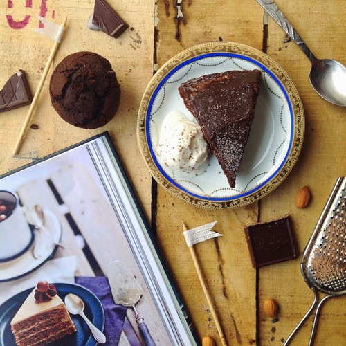 BACK TO BASICS- CHOCOLATE CAKE