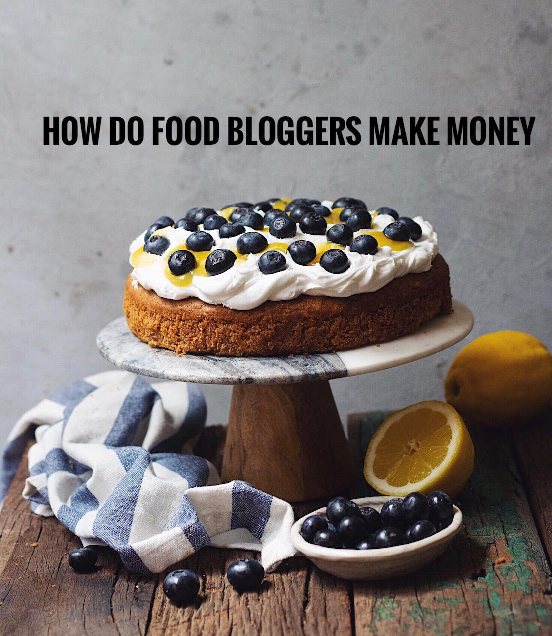 How much money do indian food bloggers make