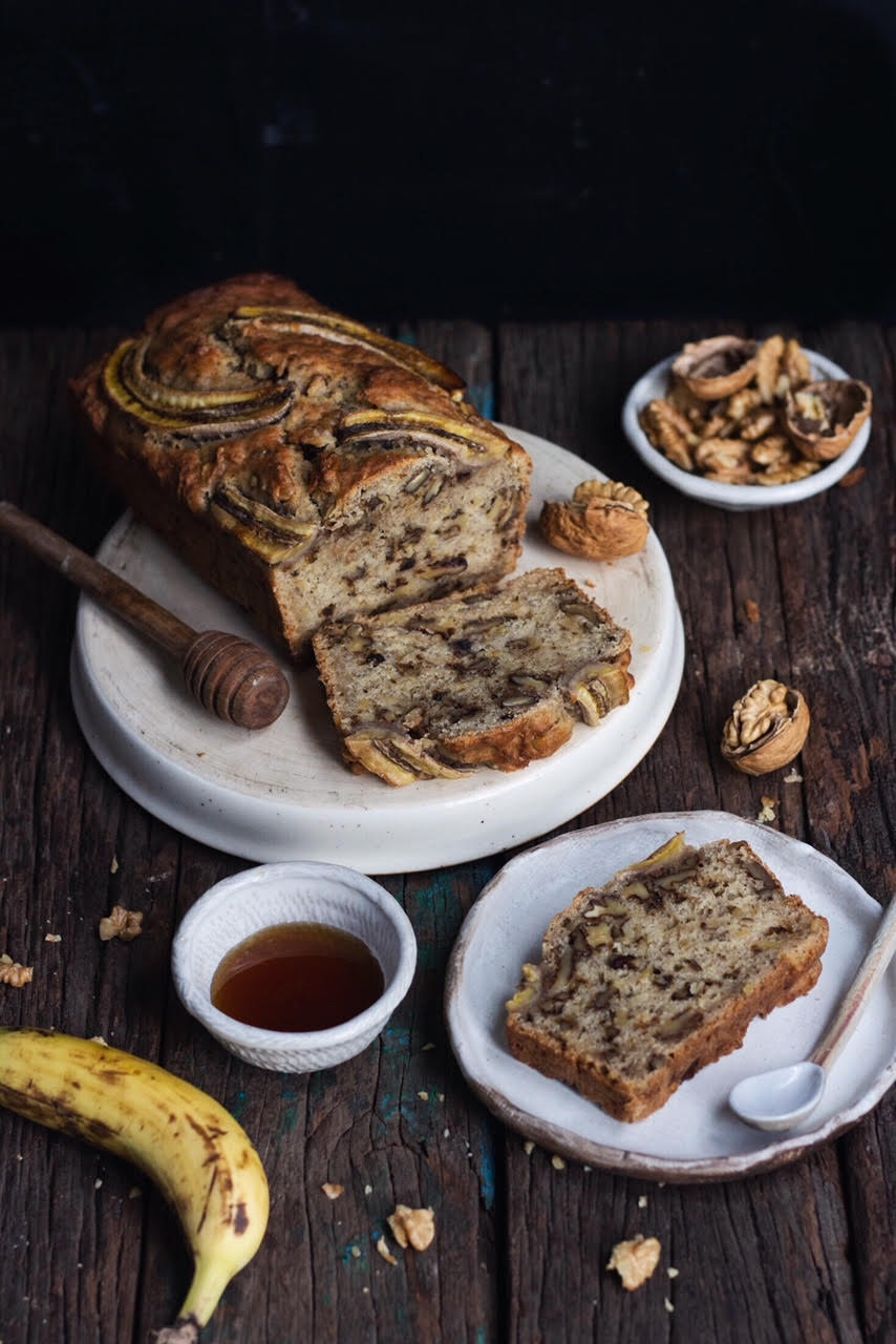 Banana Bread no egg
