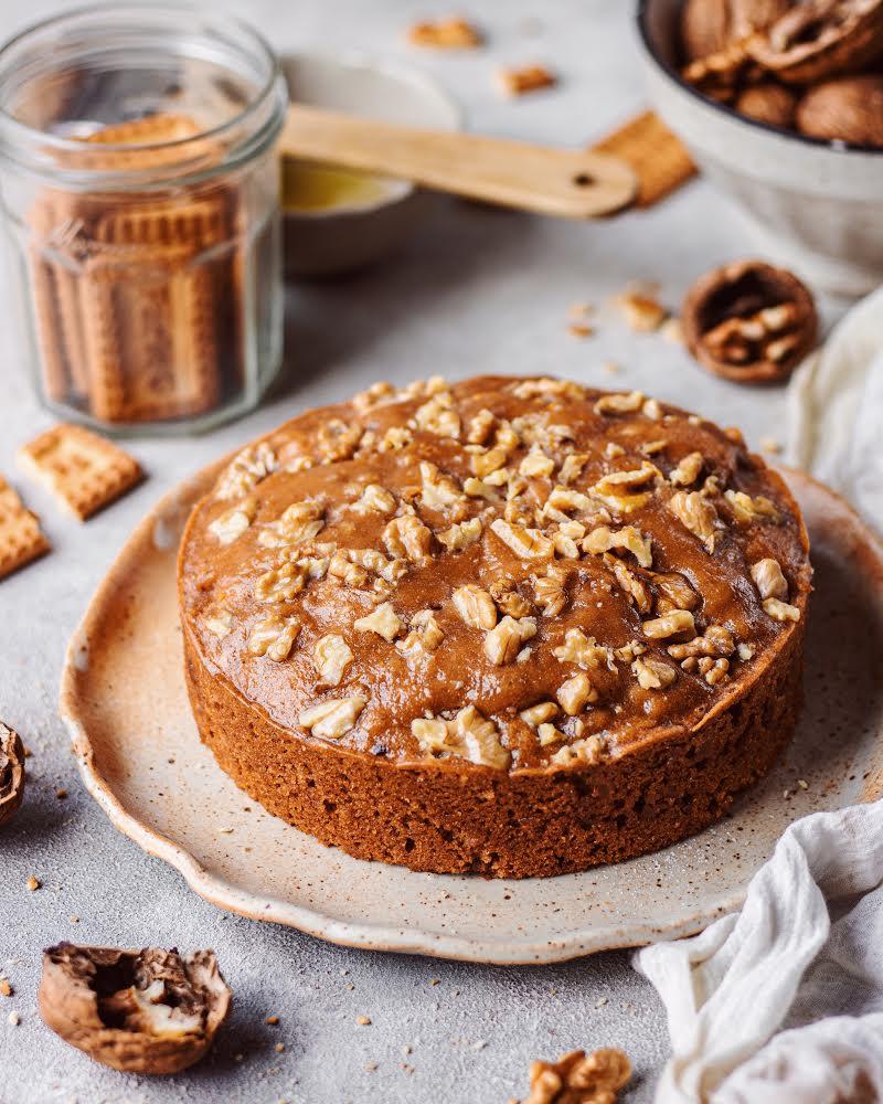 Parle-G Cake