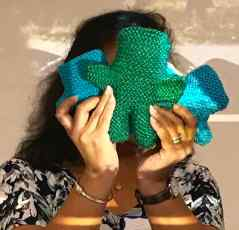 Knitting Without Borders Knitted Bear