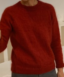 No Frills Sweater