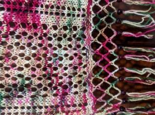 Weekender Lace Wrap Stole