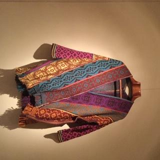 Southwest-Styled Sleeve Wrap