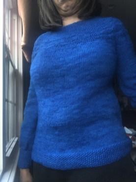 Birdseed Pullover