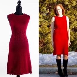 Rensselaer Dress (self-designed)