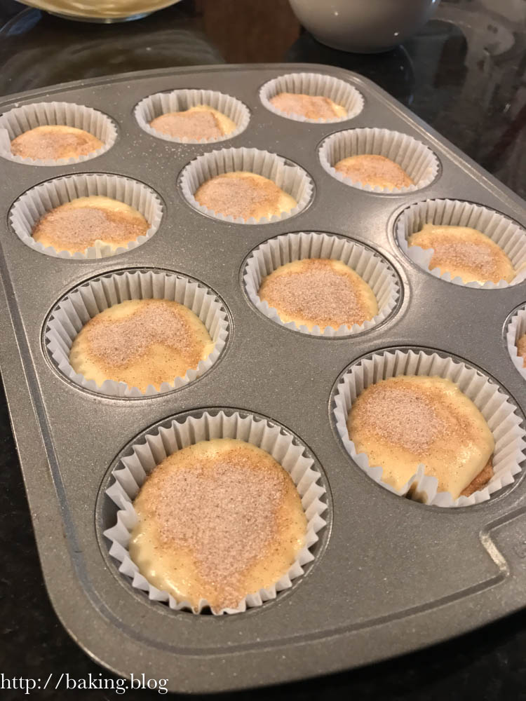 Snickerdoodle Cupcake Recipe