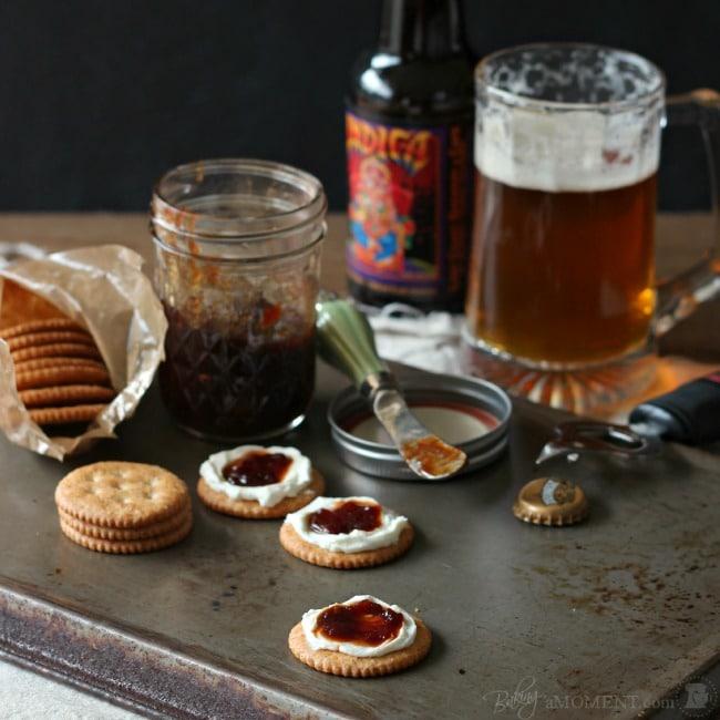 Tomato Jam | Baking a Moment