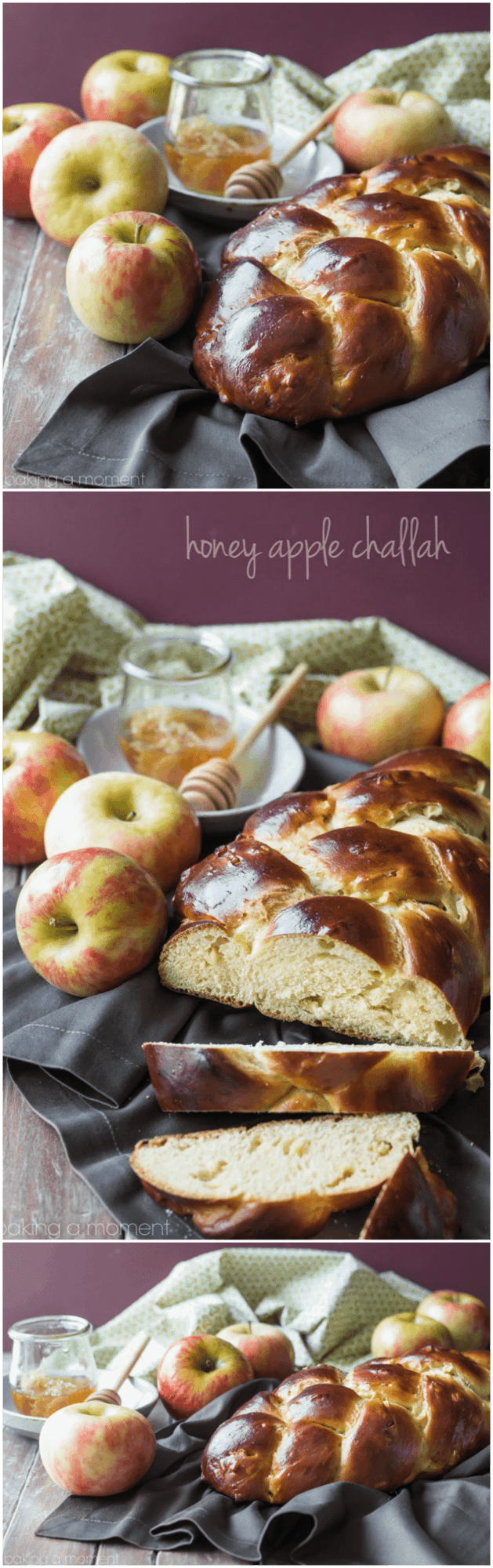Honey apple challah baking a moment - Kitchenaid challah ...