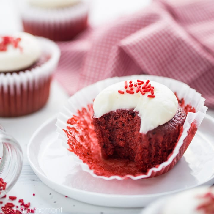 Red Velvet Cupcakes so moist delicious and easy to make