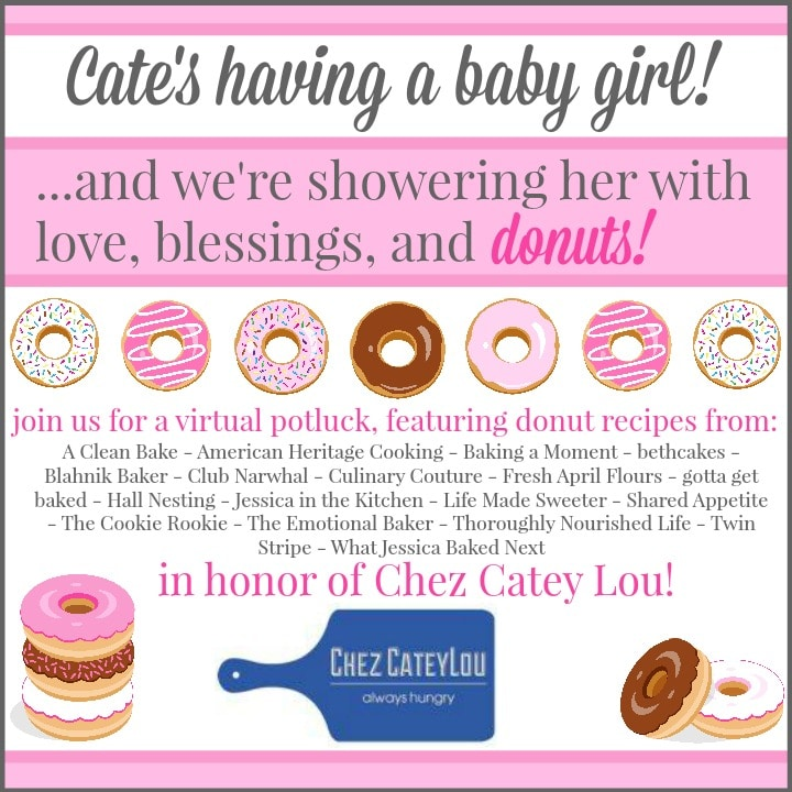 Chez Catey Lou Donut Baby Shower