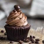 Mocha Cupcakes: Omg so good! If you like coffee and chocolate, you'll LOVE this cupcake recipe!