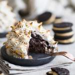 Double Chocolate Peanut Butter Oreo Baked Alaskas- WHOA! So many incredible flavors and textures going on here. Perfect for when you really want to impress.