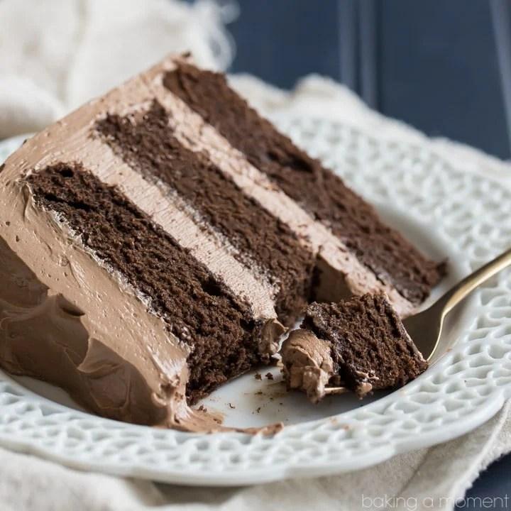 Chocolate cake with baker s chocolate recipe