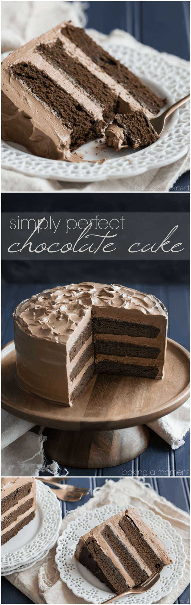 Best tasting chocolate cake recipe