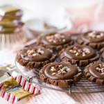 Chocolate Peppermint Swig Cookies