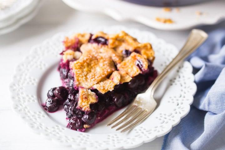 Best Blueberry Pie Filling Recipe