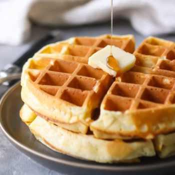 Best Waffle Recipe