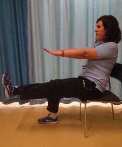 Träna mage/rygg under graviditet