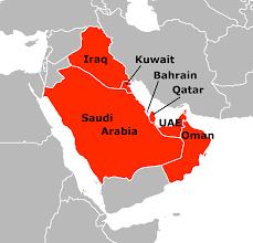 Arab states of the Persian Gulf - Wikipedia