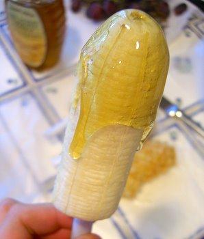 honey coating