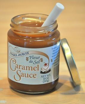 TJ's Fleur de Sel Caramel Sauce
