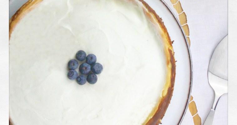 New York Style Cheesecake – Einmal Big Apple und zurück