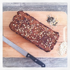 KörnerKörnerbrot aus Sauerteig - Brot selber backenbrot mit Sauerteig