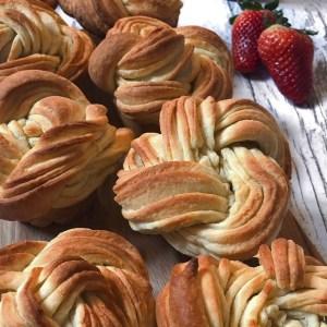 Der Cruffin – Croissant + Muffin