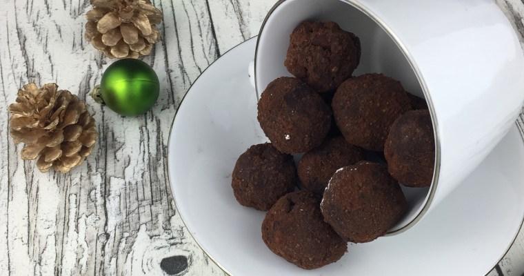 Spekulatius-Trüffel – Ein weihnachtlicher Traum aus Zartbitter-Schokolade