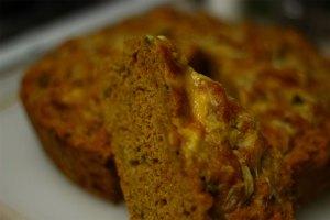 Smoked Porter Cheese Jalapeño Bread