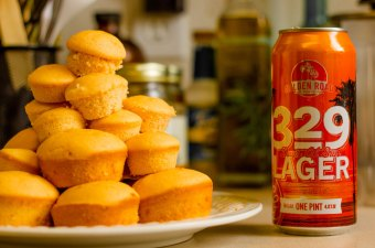 329 Days of Citrus Cupcakes