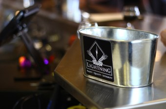 Lightning Brewery Opens New Tasting Room