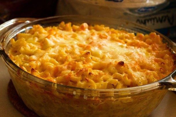Electrostatic-Mac-and-Cheese