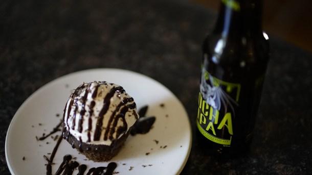 mocha ipa cupcakes