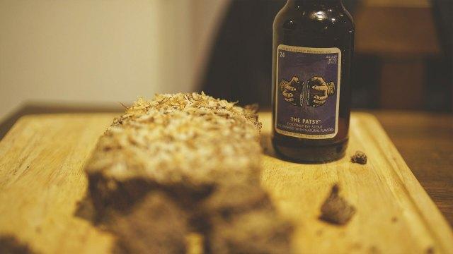Patsy Barley Forge Beer