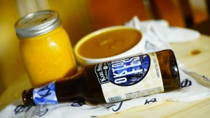 oktoberfest butternut squash soup